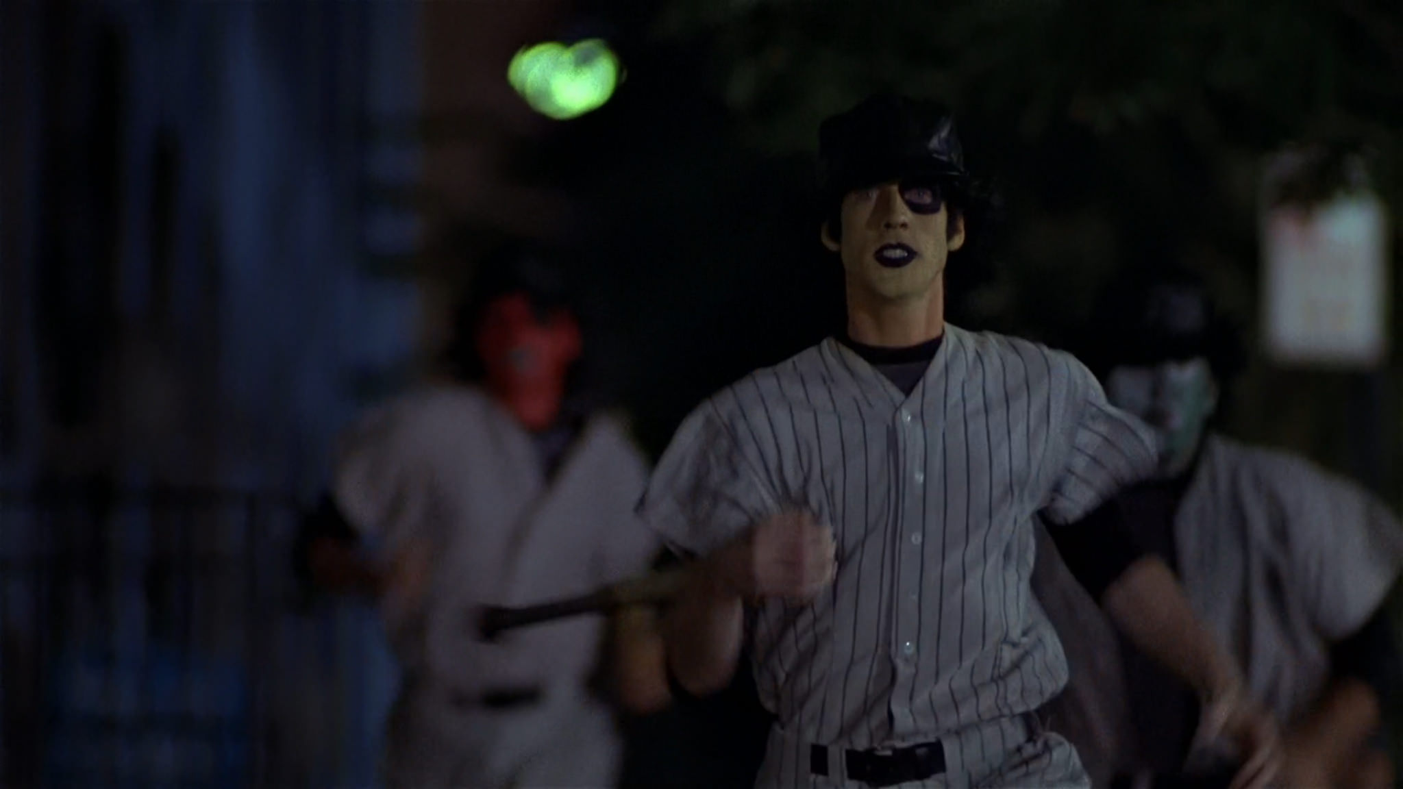 The Baseball Furies - The Warriors Gang