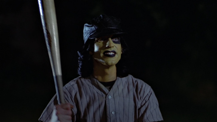 The Warriors Movie Site - Baseball Furies Leader - Jery Hewitt