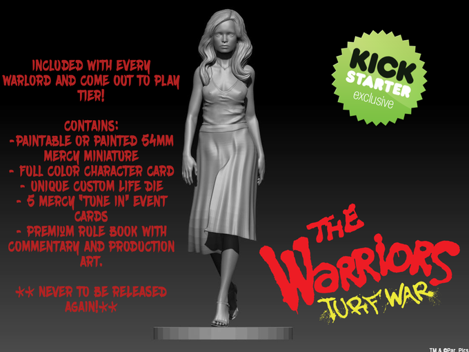 The Warriors Turf Wars - The Warriors Movie Site