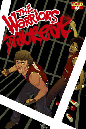 The Warriors Movie Site - Comic - Jailbreak