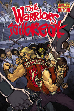 The Warriors Movie Site - Comic - Jailbreak