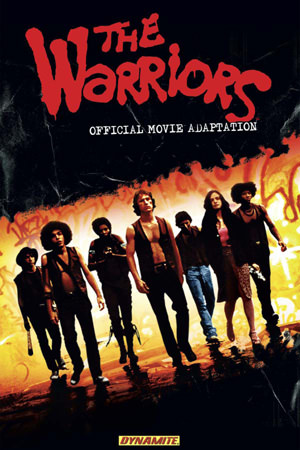 The Warriors Movie Site - Comic - Official Movie Adaptation