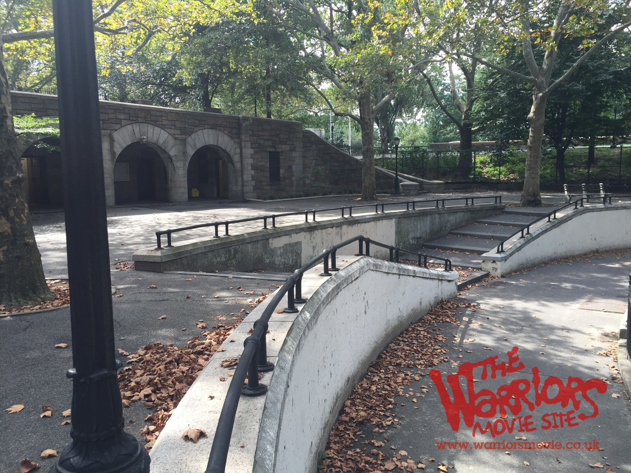 The Warriors Filming Locations - The Warriors Movie Site