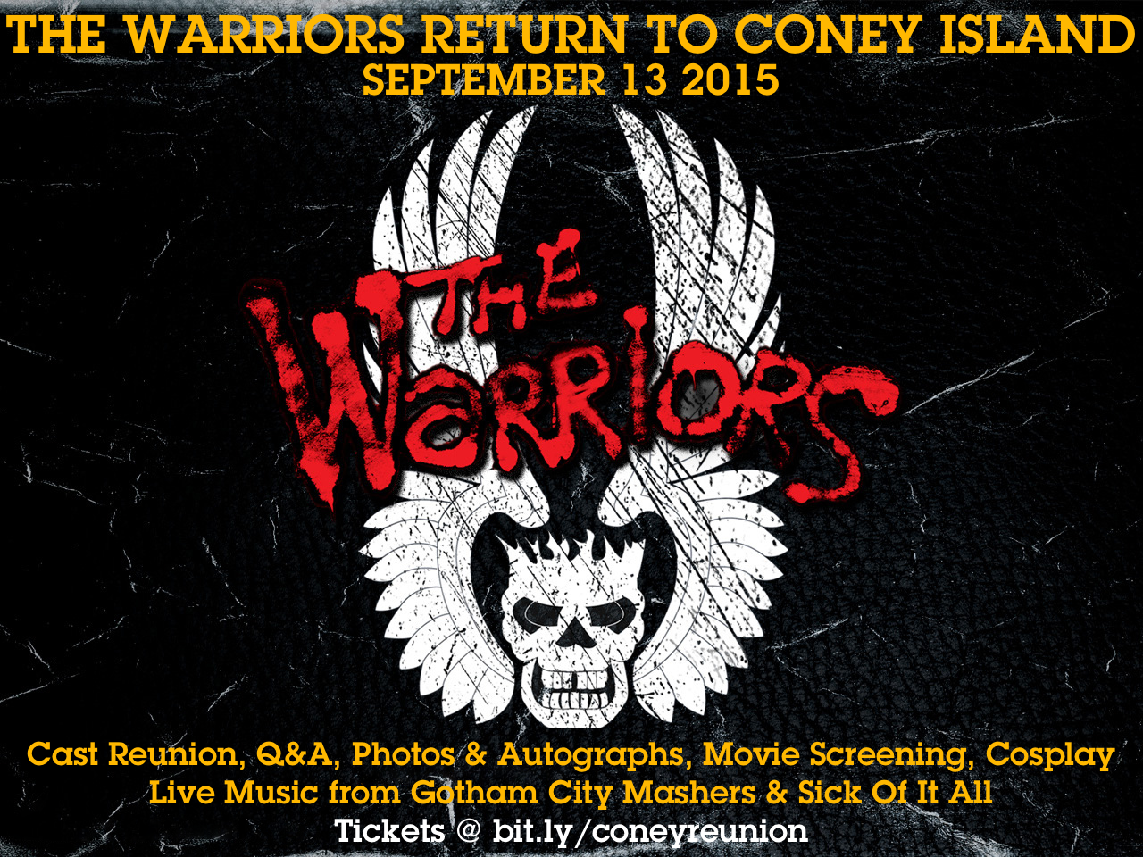 The Warriors Movie Site - Coney Island Reunion