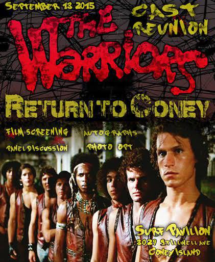 Coney Island Cast Reunion Of The Warriors