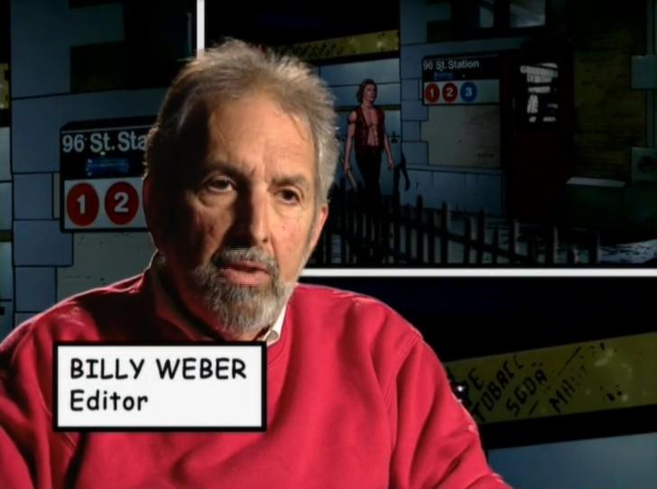 The Warriors Movie Site - Billy Weber
