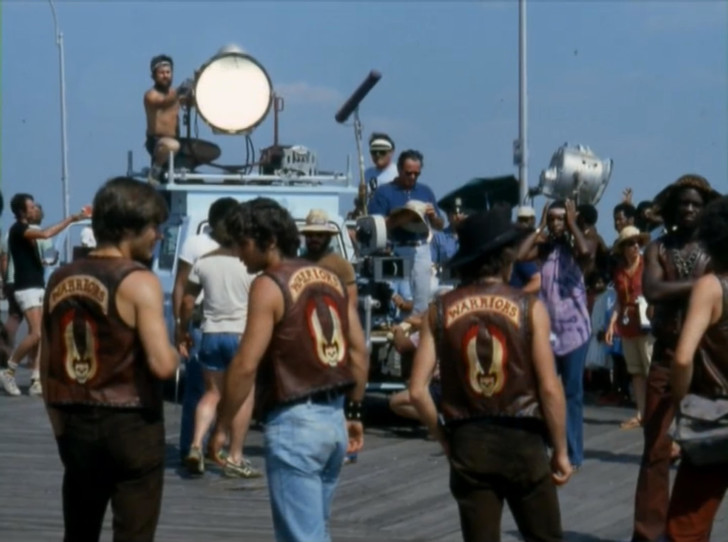 The Warriors Movie Site - David Holden