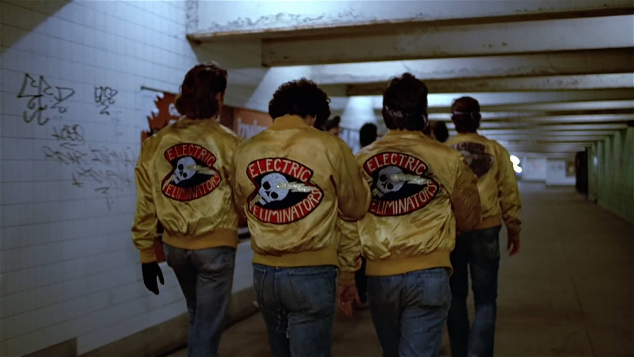 The Electric Eliminators - The Warriors Gang