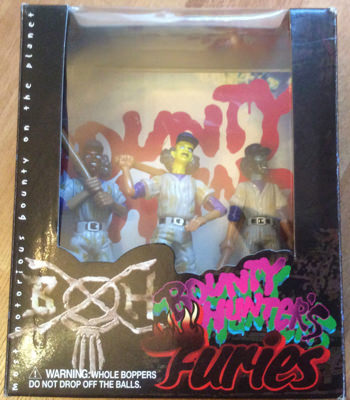 The Warriors Movie Site - Action Figure - Bounty Hunters