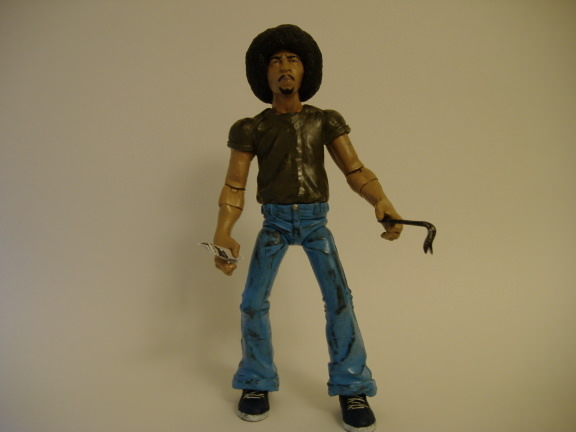 The Warriors Movie Site - Action Figure - Custom Apache