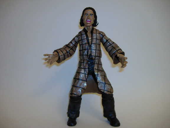 The Warriors Movie Site - Action Figure - Custom Cyrus