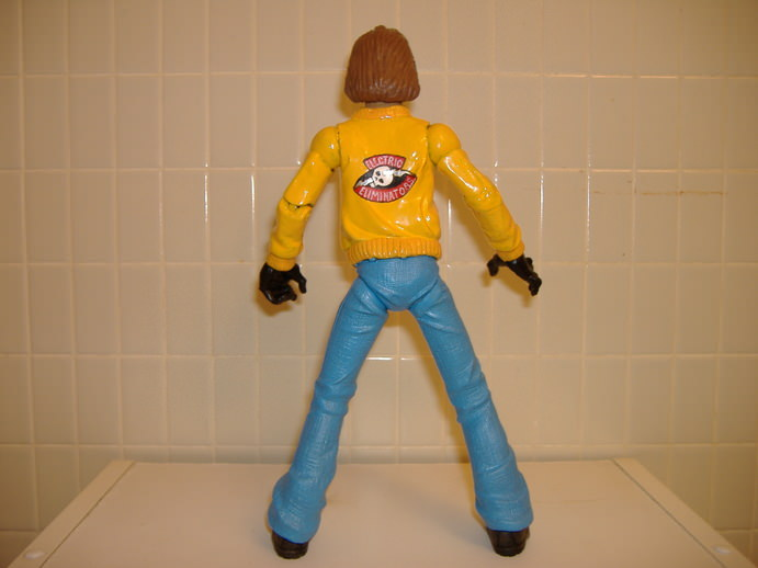 The Warriors Movie Site - Action Figure - Custom Electric Eliminator
