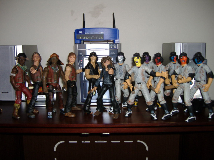 The Warriors Movie Site - Action Figure - Custom Figures by LIONS ON THE RED CARPET
