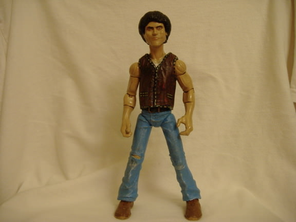 The Warriors Movie Site - Action Figure - Custom Fox