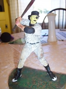 The Warriors Movie Site - Action Figure - Custom Baseball Fury