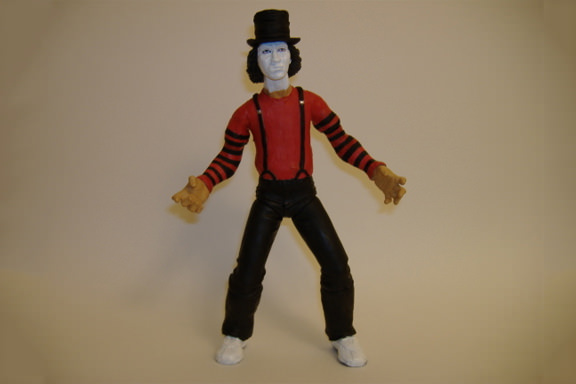 The Warriors Movie Site - Action Figure - Custom Hi-Hat