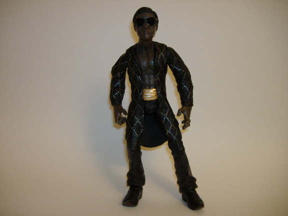 The Warriors Movie Site - Action Figure - Custom Masai