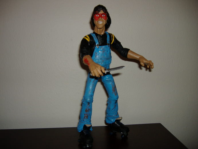 The Warriors Movie Site - Action Figure - Custom Punk's Leader
