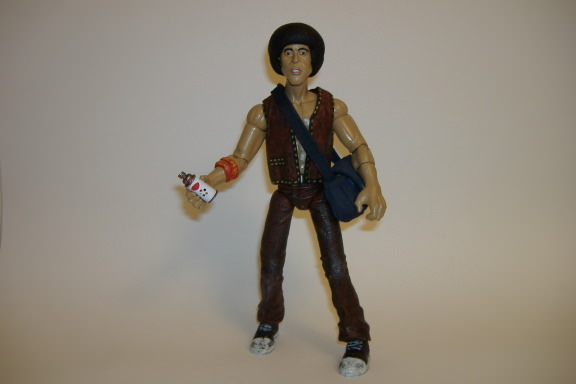 The Warriors Movie Site - Action Figure - Custom Rembrandt