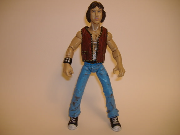 The Warriors Movie Site - Action Figure - Custom Vermin