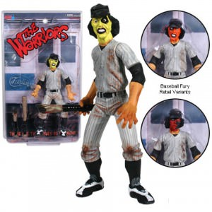 The Warriors Movie Site - Action Figure - Mezco Toyz Baseball Furies