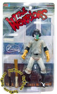 The Warriors Movie Site - Action Figure - Mezco Toyz Green Baseball Fury