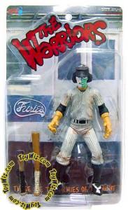 The Warriors Movie Site - Action Figure - Mezco Toyz Green Baseball Fury