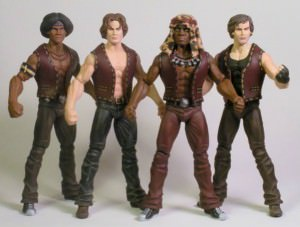 The Warriors Movie Site - Action Figure - Custom Figures by Uriah