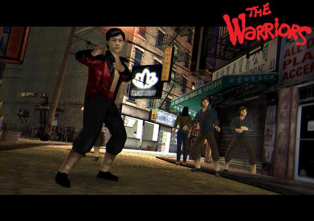 The Warriors Movie Site - The Warriors Game Screenshot