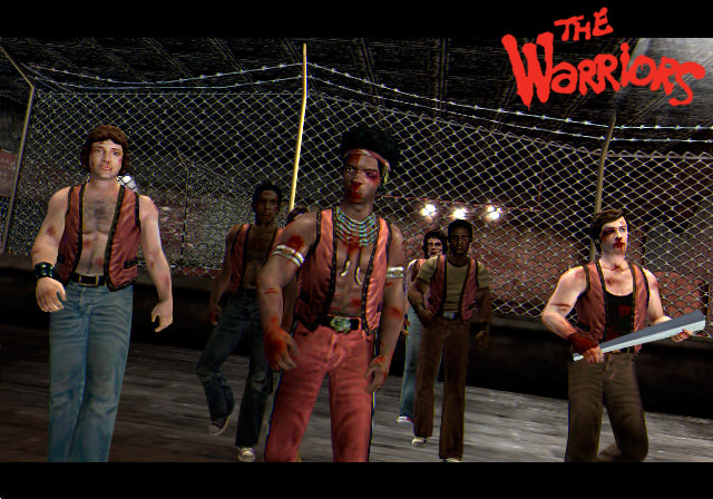 The Warriors Movie Site - The Warriors Game Screenshot