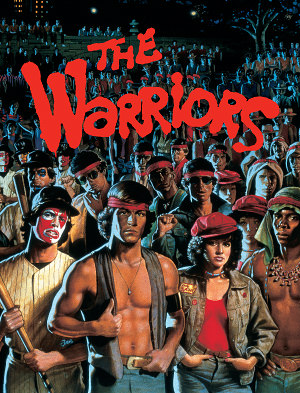 The Warriors Movie Site - Video Game Cover