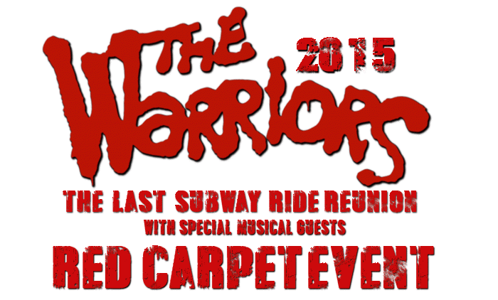 "The Warriors ""Last Subway Ride Reunion"" 2015"
