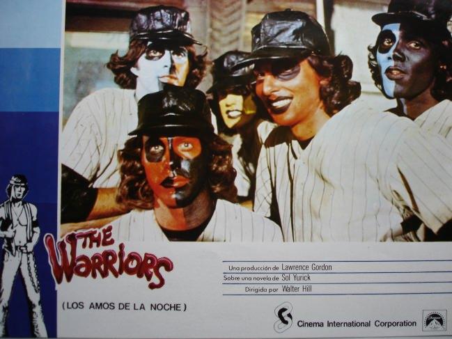 The Warriors Movie Site - Lobby Card