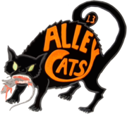 The Warriors Movie Site - Alley Cats Logo