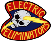 The Warriors Movie Site - Electric Eliminators Logo