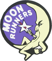 The Warriors Movie Site - Moonrunners Logo