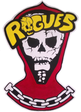 The Warriors Movie Site - Rogues Logo