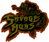 The Warriors Movie Site - Savage Huns Logo