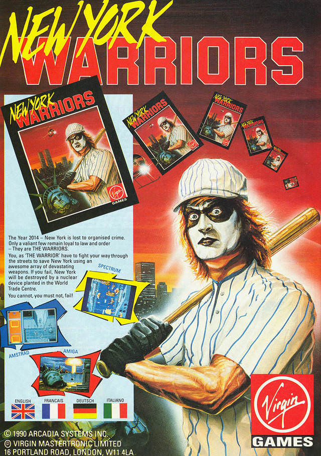 The Warriors Movie Site - New York Warriors