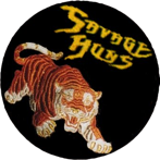 The Warriors Movie Site - Savage Huns Patch