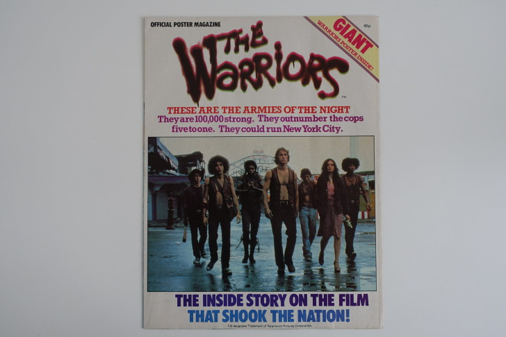 The Warriors Movie Site - Poster Magazine