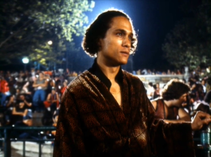 The Warriors Movie Site - Roger Hill