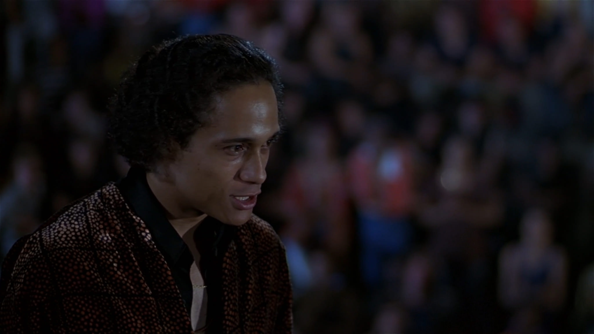 The Warriors Movie Site - Roger Hill As Cyrus