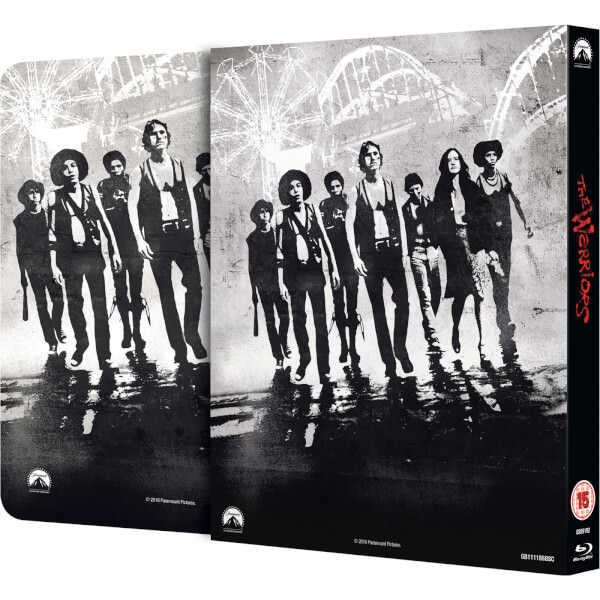 The Warriors Movie Site - Steelbook