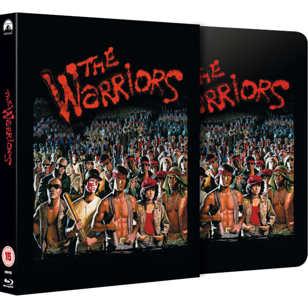 The Warriors Steelbook Available Now – Limited To 2000