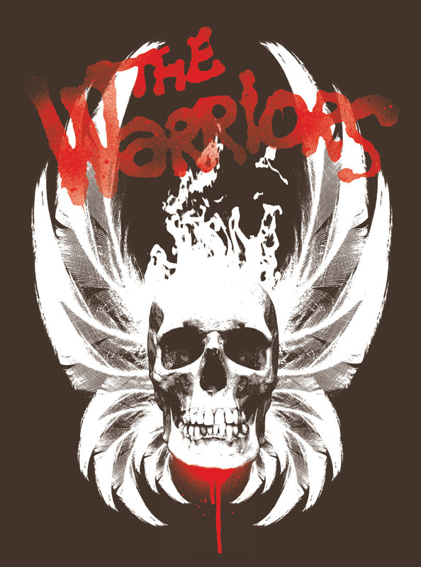 The Warriors Movie Site - The Warriors Logo Artwork
