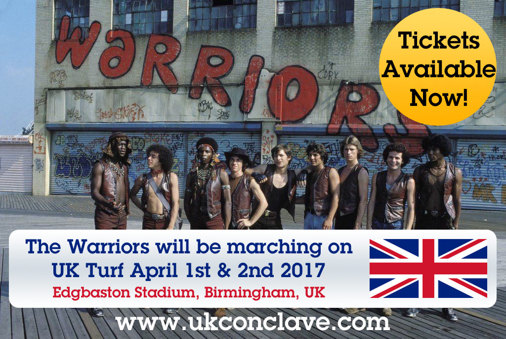 The Warriors UK Conclave 2017
