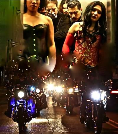 Vampbikers
