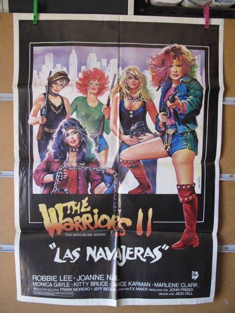 The Warriors Movie Site - Warriors 2 Poster