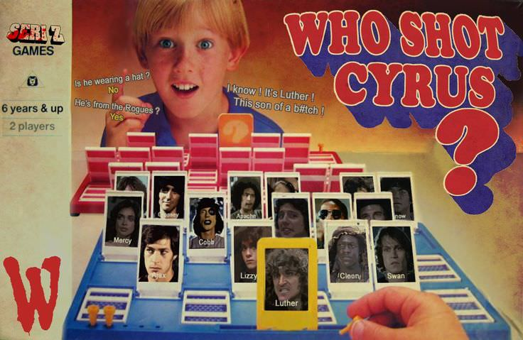 The Warriors Movie Site - Warriors Guess Who